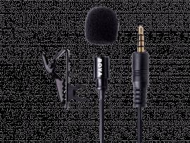 Mikrofon m. Klemme