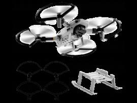 4 Propelbeskyttere & 1 Forhøjet Landingsstel til DJI Mavic Mini