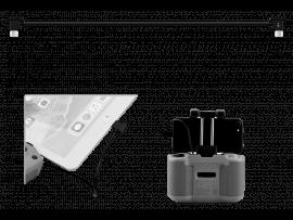 Drone Controller Kabel - 30 cm (USB-C til Micro-USB)