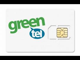 Greentel Simkort til Smartwatch og Jagtkamera