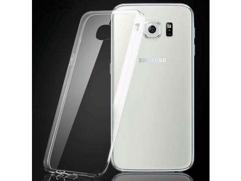 Transparent cover til Samsung Galaxy S6