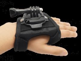 Hånd mount med 360 graders rotation
