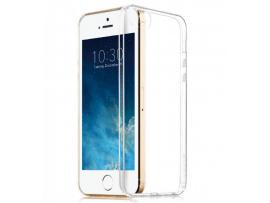 Transparent cover til iPhone 5/5s/SE
