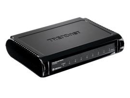 TRENDnet TE100-S8 8-Port 10/100 Mbit Switch