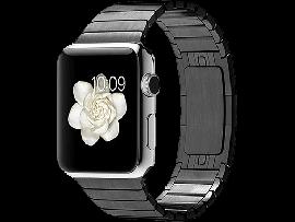 Ferrum rem til Apple Watch 5 i rustfrit stål - 40 mm