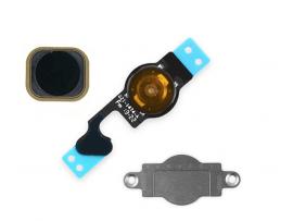 Kabel til hjemknap med knap til iPhone 5