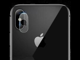 Hærdet Kamera Beskyttelsesglas til iPhone Xs Max