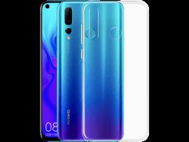 Transparent TPU Cover til Huawei P30 Lite