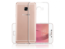 Transparent TPU Cover til Samsung Galaxy J6+