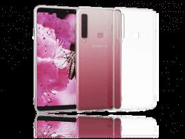 Transparent TPU Cover til Samsung Galaxy A9 (2018)