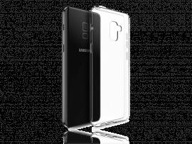 Transparent TPU Cover til Samsung Galaxy J6