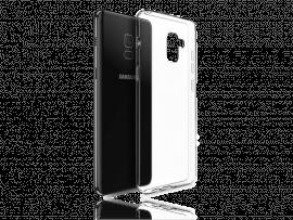 Transparent TPU Cover til Samsung Galaxy A8 (2018)