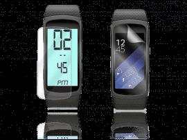 Beskyttelsesfilm til Samsung Gear Fit 2 / Fit 2 Pro