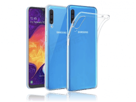 Transparent TPU Cover til Samsung Galaxy A30s & A50