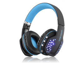 Hydra G70 Bluetooth Gaming Headset (blå)