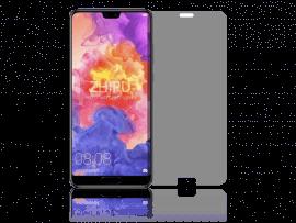 Privacy Glas til Huawei P20 Lite