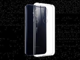 Transparent TPU Cover til Nokia 3.2