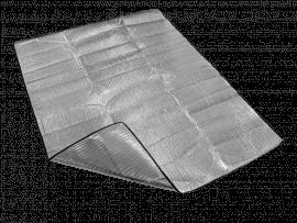 Vandtæt Aluminiums Tæppe