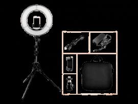 Ring Lys m. 448 LED-Pærer til Fotostudie