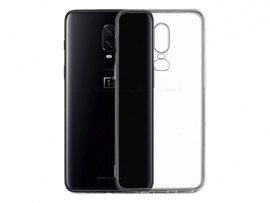 Transparent TPU Cover til OnePlus Nord