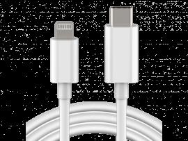 Opladerkabel til iPhone XS Max (USB-C)