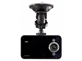 "Dashcam med 2.4"" Display & HD 720p"