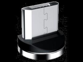 Magnetisk Mikro USB Stik