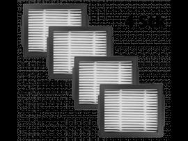 4 Stk. HEPA filter iRobot Roomba i3 / i3+