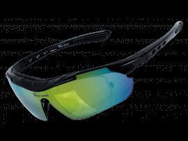 WB Bravo Cykelbriller m. 5 linser