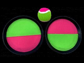 Boldspil med Velcro