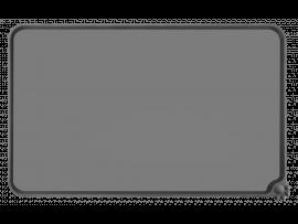 Silicone Underlag til Katte & Hunde Madskåle - 49 x 30 cm