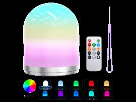 RGB LED Genopladelig Natlampe