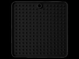 Silicone Slow Feeder Tallerken - 18.5 x 18.5 cm