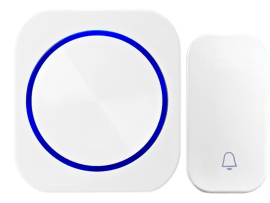 Trådløs Batterifri Ringeklokke