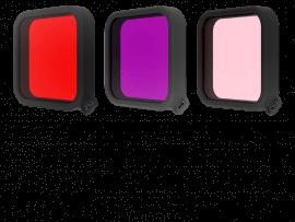 Dykkerfilter til GoPro Hero 8 Black