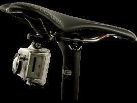 Cykelsadel mount til GoPro