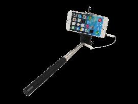 Selfie Stang / Selfie Stick med indbygget udløser