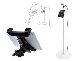 iPad & Tablet holder til mikrofonstativ