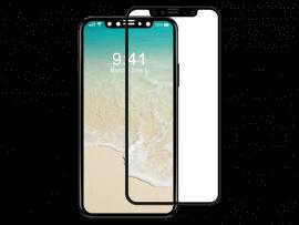 3D Hærdet Beskyttelsesglas til iPhone X/XS