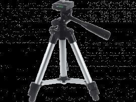 Foldbar Tripod til Ringlys, GoPro & DSLR Kamera (35-102cm)