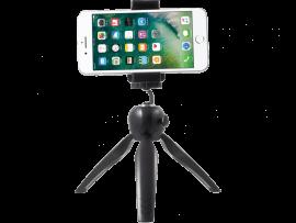 Mini 360 Graders Tripod til Smartphone, GoPro & Kamera