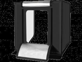 Fotoboks / Mini Fotostudie m. LED og indbygget lysreflektor-Medium