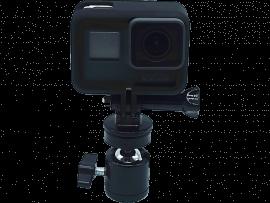 Ball Head Mount til DSLR & GoPro