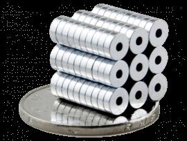 100stk Ekstra Stærke Powermagneter