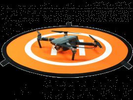 Foldbar Landing Pad til droner