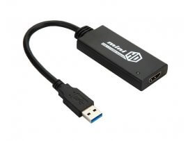 USB 3.0 til HDMI adapter - SuperSpee