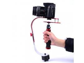 Pro Stabilisator mount til GoPro, mobil & Digitalkamera