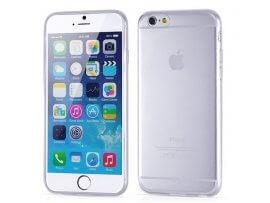 Transparent iPhone 6 / 6S cover - Gennemsigtig