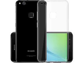 Transparent cover til Huawei P10 Lite