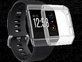 Transparent TPU cover til Fitbit Ionic